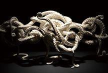 Escultura e escultores