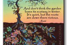 zahrada (garden)