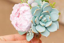 Ideas: Flower boutonnière