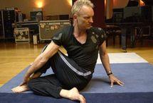Famous yoga