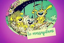 "LE MARSUPILAMI. (my collect') / ©LauryRow. / My collection on ""MARSUPILAMI"". COME ON HERE : https://www.facebook.com/Disneycollecbell%20/photos/?tab=album&album_id=803208989760793 // ©LauryRow / ©DisneyCollecBell."