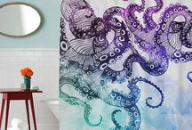 Shower Curtains / Shower Curtain for my house! Need to choose one, any advice?