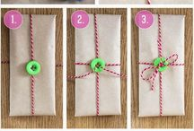 Creative Crafts. / Pretty gift wrap ideas... Pretty cards..... All things homemade....