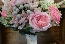 ramos y flores boda