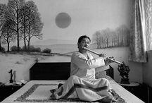 Music Maestros by Raghu Rai