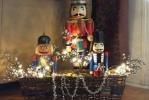 Nutcrackers / Christmas Nussknackers  / by Lin Plant