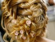 cute  hair / by Melissa Allen
