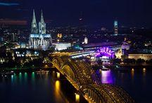night in cities