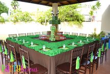 Minecraft Party / Minecraft party ideas / by Bergerons Flowers