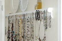 biżuteria / przechowywanie