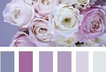 Színeim /My colours / Ezeket a színskálákat én készítettem. / These are made by me. :)