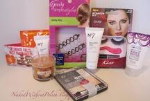 Influenster Beauty Blogger Box