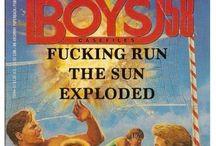 Really Bad Kid's Books