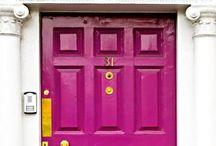 Doors / Inspiration of beautiful doors from around the world