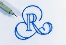 Capitals initials