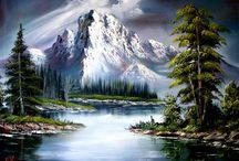 горы и природа