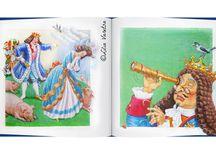 Varetsaillustrations / Illustrations for book