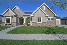New Construction / Some of our favorite homes from great builders in Boise, Idaho