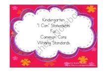 Kindergarten / by Andrea Goldthorpe