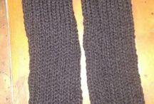 tricotando com a Jú.