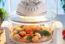 Delicious Ovenfood / Recipes for the Halogen Oven