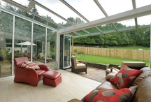 Veranda Glazed Extension / Conservatories have always been an excellent way for consumers to blur the margin between home and garden, but Ultraframe is taking the idea to a new level with its Veranda conservatory.