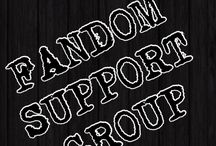 Fandom Support Group / We all have obsessions. If you have any, no matter what, you can find a bit of sanctuary here. We all are obsessed, but hey, who's not? PLEASE INVITE FRIENDS!If you want to join, leave a comment.  Keep it somewhat clean though. No R rated pins please. (and ya'll gonna hate me when I say I'm not a huge fan of 1D or 5SOS, but you can still pin pins of them.)