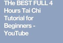 Exerciții Tai chi
