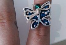 handmade rings!