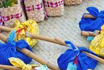Festa junina itaipuacu