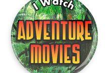 Genre Interest Buttons / Funny Buttons - Custom Buttons - Promotional Badges - Genre interest Pins - Wacky Buttons