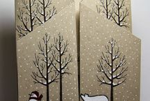 Cards~Christmas / by Angie Harris