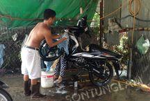 đầu tư rửa xe ô tô xe máy