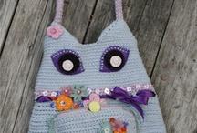 Crochet Bags / by Alessandra Cerqueira