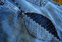 Boro / Patchwork on Clothes / by Mel S