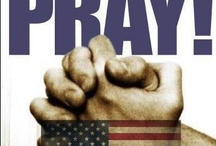 Pray for Our Country / Bible verses and quotes to inspire prayer for our country.