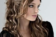 Seasonal Party Hair / Get the look this Christmas and New Year.