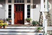 Front Doors / by Park Co. Realtors
