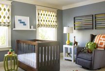 baby room ideas / by Leeza Jones