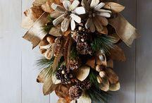 Wreaths & autumn decorations