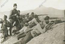 Erster Weltkrieg TÜRKEİ