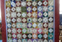 Signature quilt ideas / by Laurie Lauricella
