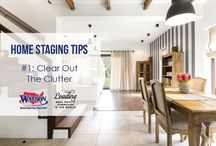 Home Staging Tips before putting your home for sale!