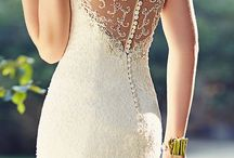 wedding dresses / different types of wedding dresses