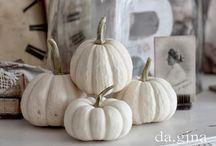 Fall / Decorating