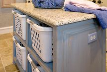 Dream Laundry room Ideas / by Lindsey Pierce