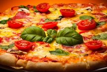 Pečivo,pizza