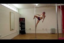 Pole and fitness stuff.