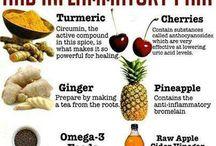 Anti-inflammatory food