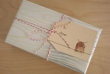 Gift Tags & Possible Cards / by Jarla